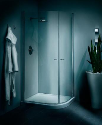 calibe cabines de douche en verre et acier sur mesure pour chaque espace. Black Bedroom Furniture Sets. Home Design Ideas